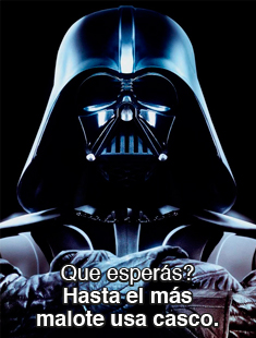 """Hasta """"este""""! usa casco... Educacionwar2"""